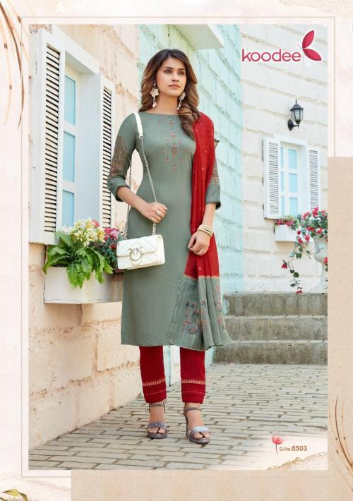 Koodee Sandhya 6503 Price - 1245