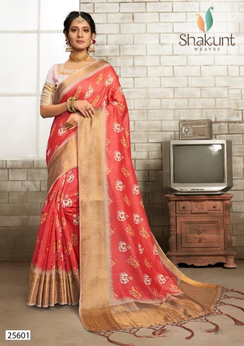 Shakunt Saree Venus 25601 Price - 1421