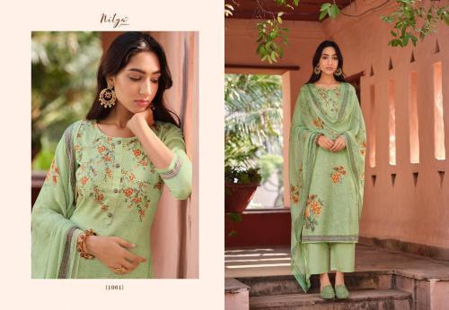 Lt Nitya Fabrics Ehsaas 1001 Price - 1425
