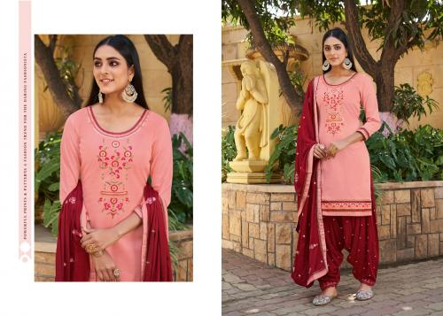 Kessi Fabrics Sitara By Patiyala House 5831 Price - 896