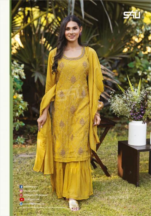 S4U Shivali Sharara 01-07 Series