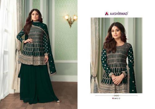 Aashirwad Creation Peplon 8412-D Price - 2495