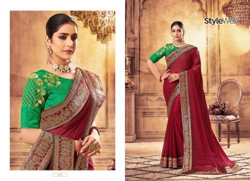 Stylewell Banarasiya 251 Price - 1400
