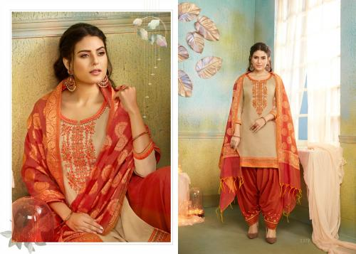 Kessi Fabrics Silk Patiyala 5379 Price - 999