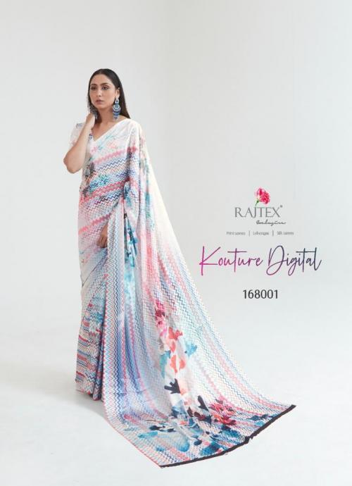 Rajtex Saree Kouture Digital 168001 Price - 1005