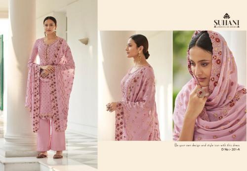 Mohini Fashion Suhani 102-A Price - 1945