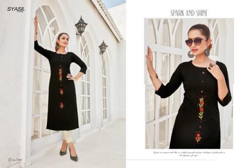 Syasii Designers Ancy 1004 Price - 575
