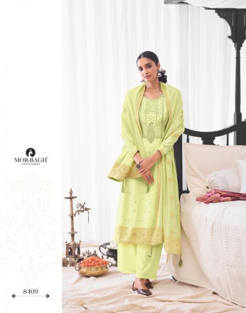 Aashirwad Creation Mor Bagh Aaradhaya 8409 Price - 2145