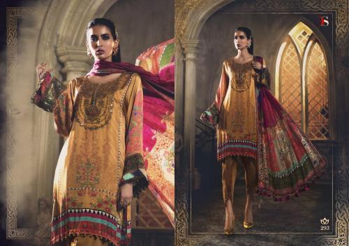 Deepsy Suits Mariya B Silk 293 Price - 975