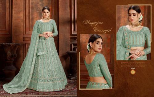 Arya Designs Cinderella 3318 Price - 6940