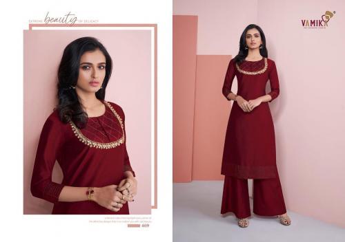 Arihant Designer Vamika Nazz 409 Price - 845