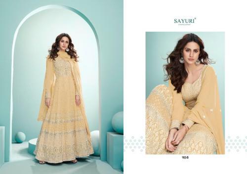 Aashirwad Creation Sayuri Breeze Gold 102-B Price - 2495