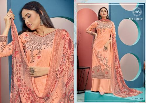 Harshit Fashion Hub Melody 814-009 Price - 950
