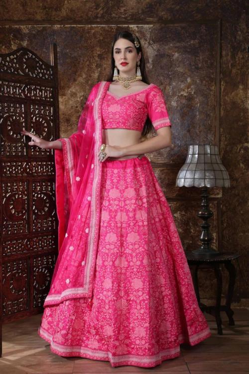 Khushboo Bridesmaild 1082 Price - 4100