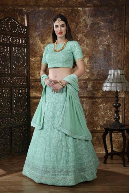 Khushboo Bridesmaild 1084 Price - 4100
