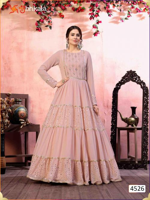 Shubhkala Khusboo Flory 4526 Price - 1600