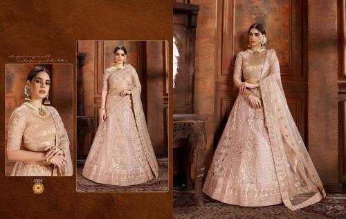 Arya Designs Cinderella 3302 Price - 6830