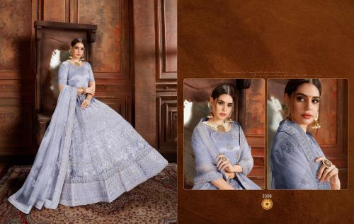 Arya Designs Cinderella 3308 Price - 6720