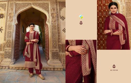 Vinay Fashion Kaseesh Andaaz 14109 Price - 1690