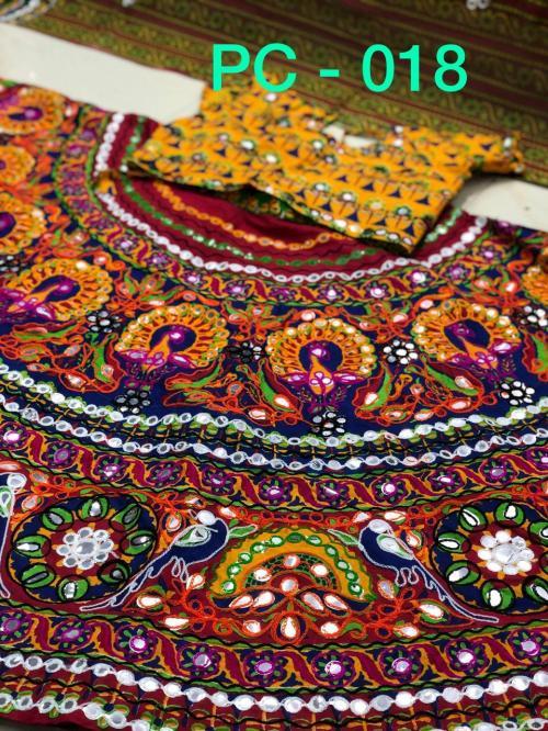 Designer Navratri Special Lehenga Choli PC 018 Price - 2495