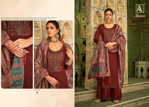 Alok Suits Meera 597-007 Price - 965