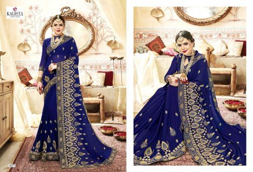 Kalista Fashions Vaani 3371-3378 Series