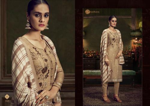 Sadhana Fashion Burberry 9529 Price - 750
