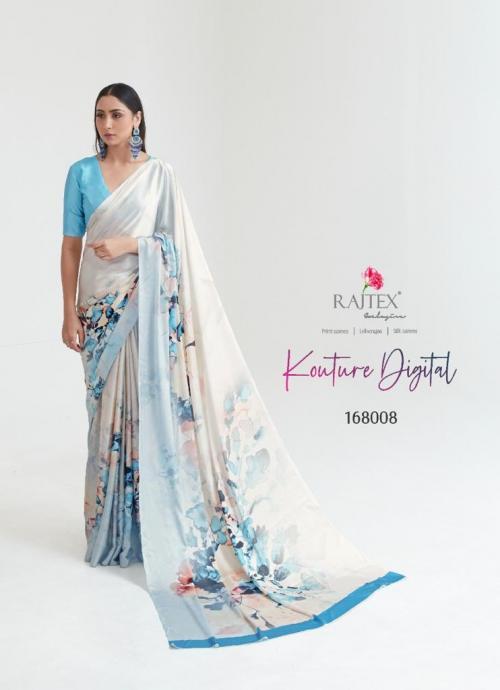 Rajtex Saree Kouture Digital 168008 Price - 1005