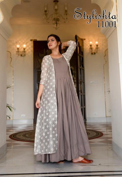 Stylishta Gown 11001 Price - 1095