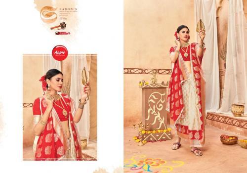 Apple Saree Pooja Exclusive 403 Price - 795