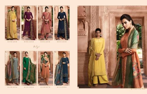 LT Fabrics Nitya 4601-4608 Price - 24888