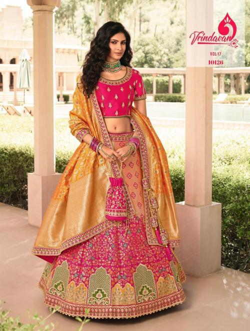 Royal Designer Vrundavan 10126 Price - 7050