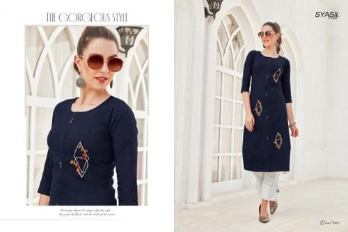 Syasii Designers Ancy 1001 Price - 575