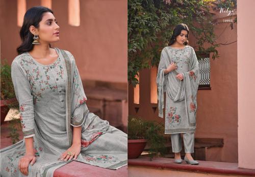 Lt Nitya Fabrics Ehsaas 1003 Price - 1425