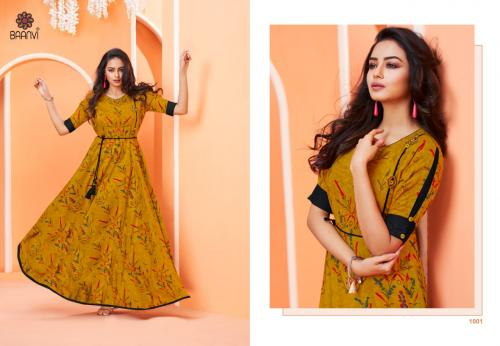 R Studio Baanvi Rosy Vol-1 1001-1006 Series