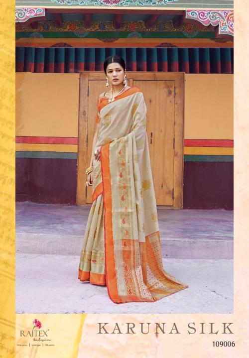 Rajtex Karuna Silk 109006 Price - 1300