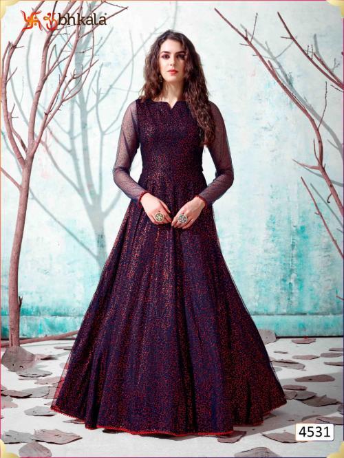 Shubhkala Flory 4531 Price - 1100