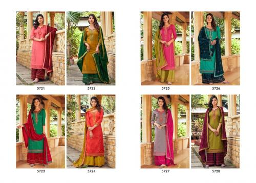 Kessi Fabrics Safari 5721-5728 Price - 7992
