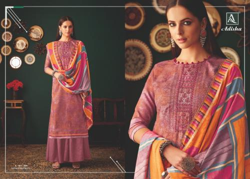 Alok Suits Adisha 457-004 Price - 775