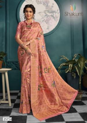 Shakunt Saree Kabirpanthi 25714 Price - 1891