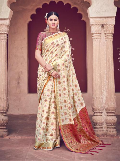 Elina Fashion Noorjha Silk 2073 Price - 1190