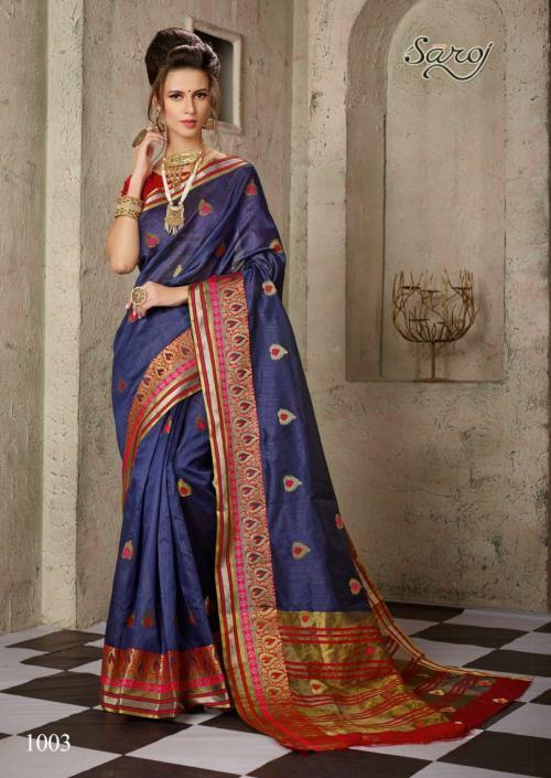Saroj Alakhnanda 1003 Price - 765