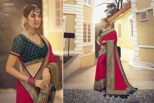 Sulakshmi Saree Sunshine 6409 Price - 2085
