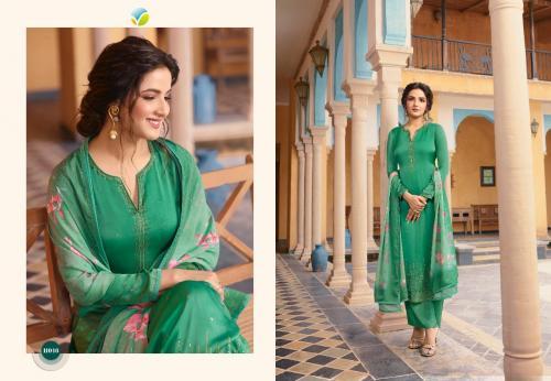 Vinay Fashion Kaseesh Sunshine Hit List 11046 Price - Inquiry On Watsapp Number For Price