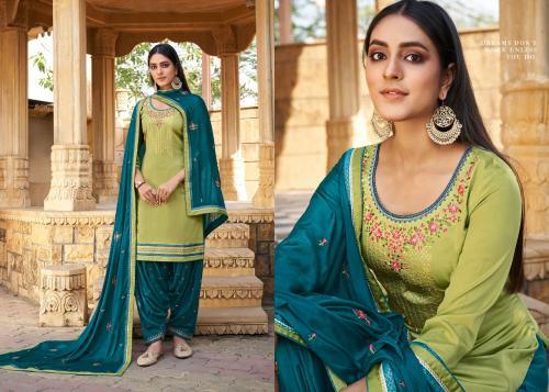Kessi Fabrics Sitara By Patiyala House 5834 Price - 896