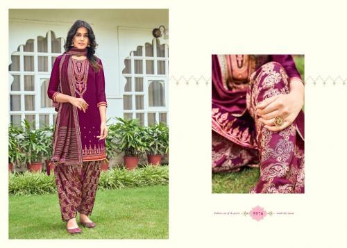 Kessi Fabrics Shangar By Patiala House 5976 Price - 949