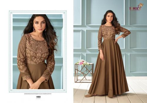Vamika Fashions Amorina 14003 Price - 1245