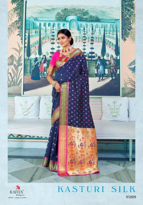 Rajtex Kasturi Silk 95009 Price - 1295
