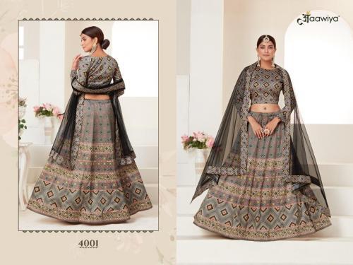 Aawiya Rose Vol-1 4001-4002 Series