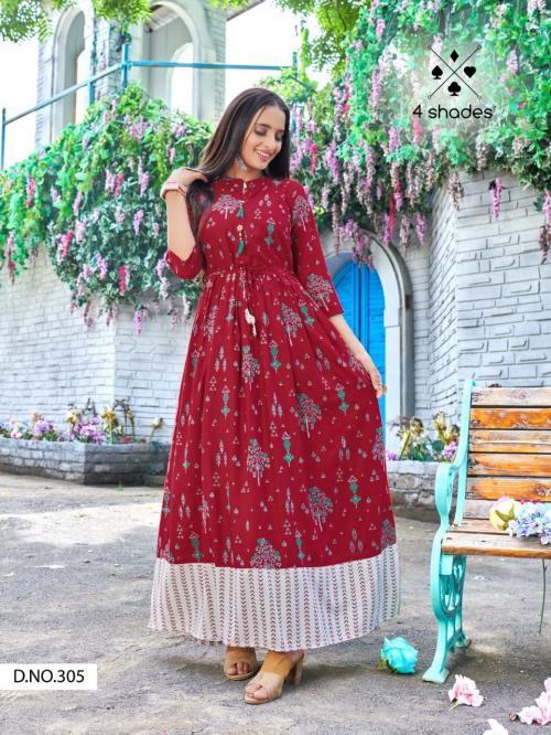 4 Shades Sundari 305 Price - 620